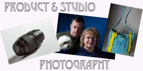 Product and Studio Photography
